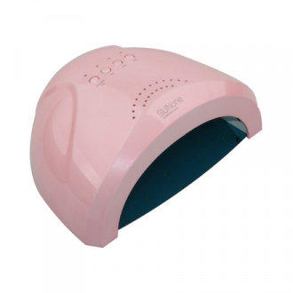 SUNUV, Лампа UV/LED Sun 1, 48W, розовая
