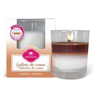 Cristalinas, Аромасвеча с запахом печенья