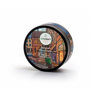 EcoСraft, Крем для тела Belgian chocolate, 150 мл