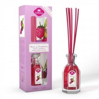 Cristalinas, Аромадиффузор с запахом ежевики и малины, 90 мл