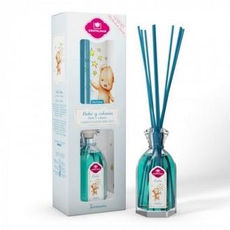 Cristalinas, Аромадиффузор с запахом детского крема, 90 мл