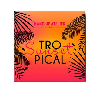 Make-up Atelier Paris, Набор средств для макияжа Tropical Sunset