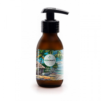 EcoСraft, Молочко для тела Coconut collection, 100 мл