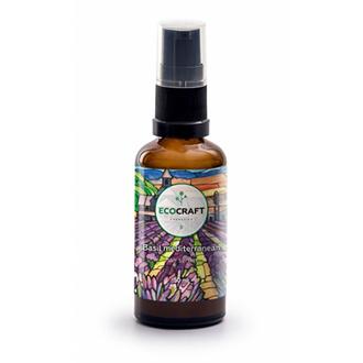 EcoСraft, Сыворотка для волос Basil mediterrenian, 50 мл