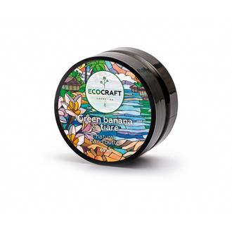 EcoСraft, Крем-масло для рук Green banana & tiare, 60 мл
