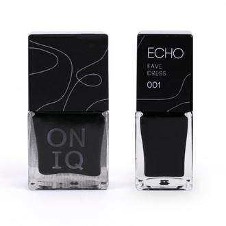 ONIQ, Лак для стемпинга Echo, Fave Dress