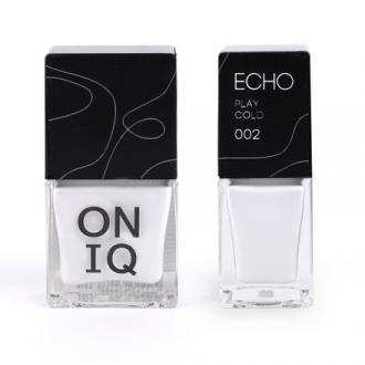 ONIQ, Лак для стемпинга Echo, Play Cold