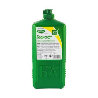 Б.А., Антибактериальное мыло «Бодисофт», жидкое 1000 мл