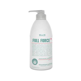 OLLIN, Увлажняющий шампунь Full Force, 750 мл