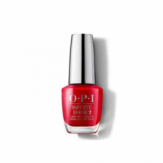 OPI, Лак для ногтей Infinite Shine, Big Apple Red