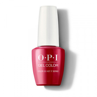 OPI, Гель-лак Color So Hot It Berns