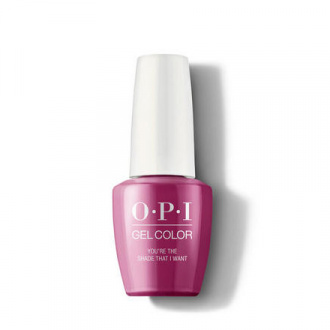 OPI, Гель-лак Grease, You're the Shade That I Want