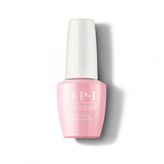 Гель-лак OPI Grease, Pink Ladies Rule the School