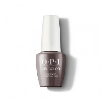 OPI, Гель-лак Iceland, That's What Friends Are Thor