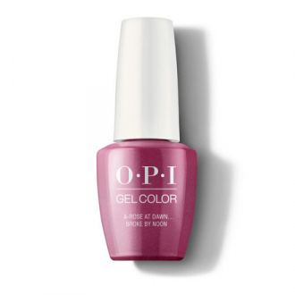 OPI, Гель-лак Iconic, A Rose at Dawn… Broke by Noon
