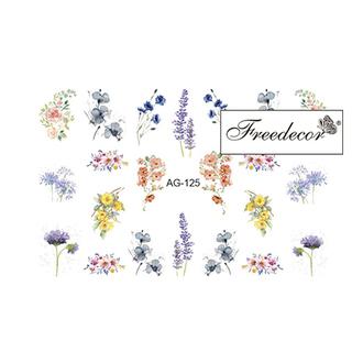 Freedecor, Слайдер-дизайн «Аэрография» №125