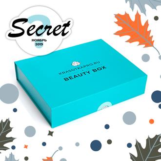 Secret Box, Ноябрь 2019