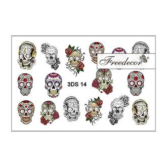 Freedecor, 3D-слайдер №S14
