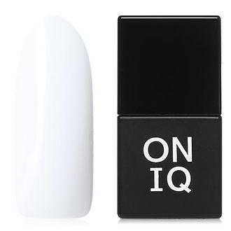 Гель-лак ONIQ Pantone №01, Snow White