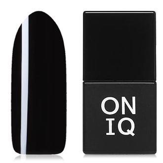 ONIQ, Гель-лак Stylus №121, Black