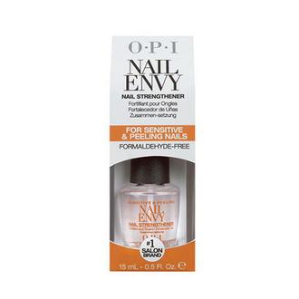 OPI, Средство для укрепления ногтей Nail Envy Sensitive & Peeling, 15 мл