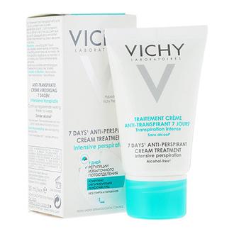 Vichy, Дезодорант-крем 7 days, 30 мл