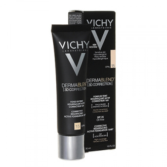 Vichy, Тональная основа Dermablend 3D Correction, тон 15, opal, 30 мл
