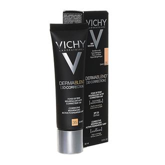 Vichy, Тональная основа Dermablend 3D Correction, тон 35, sand, 30 мл