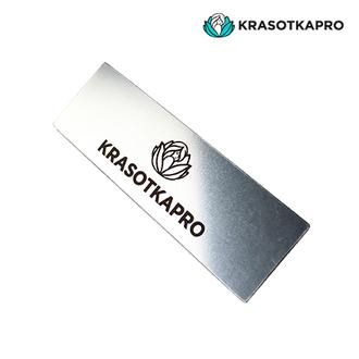 KrasotkaPro, Пилка-основа металлическая, баф-мини, 6 см
