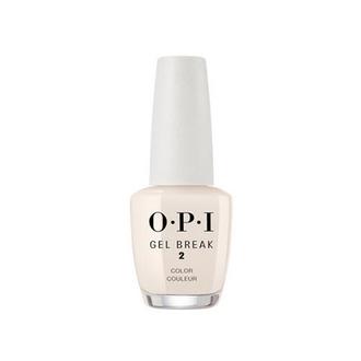 OPI, Лак для ногтей Gel Break, Barely Beige, 15 мл