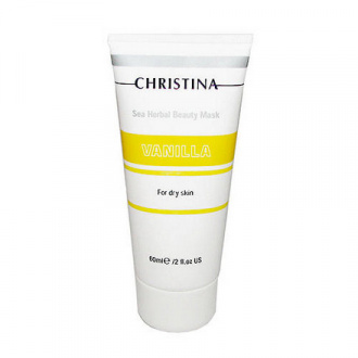 Christina, Маска для лица Vanilla, 60 мл