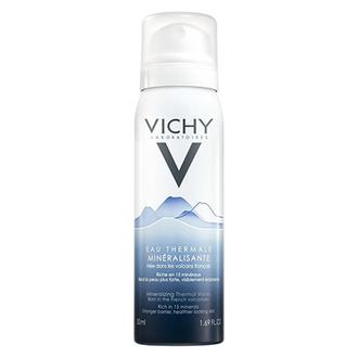 Vichy, Термальная вода, 50 мл