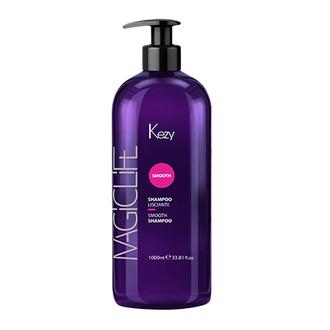 Kezy, Шампунь для волос Magic Life Smooth, 1000 мл