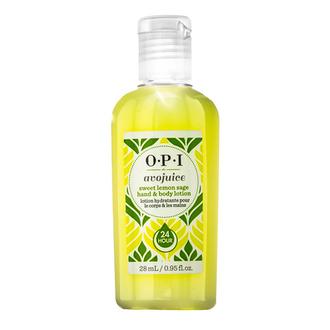 OPI, Лосьон для рук и тела Avojuice «Лимон», 28 мл