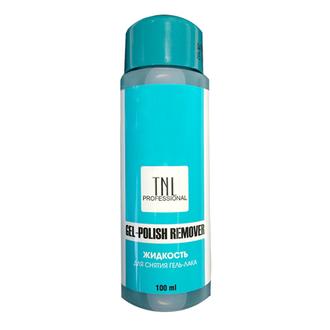 TNL, Жидкость для снятия гель-лака и биогеля, 100 мл