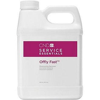 CND, Питательная жидкость для удаления искусственных покрытий Offly Fast, 946 мл