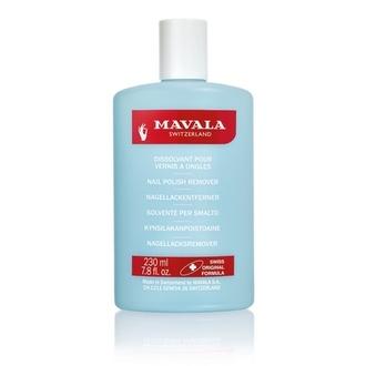 Mavala, Жидкость для снятия лака Blue, 230 мл
