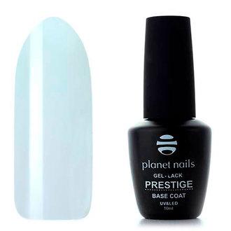 Planet Nails, База Prestige, Base Milk, 10 мл