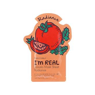 Tony Moly, Тканевая маска для лица I'm Real Tomato Mask Sheet