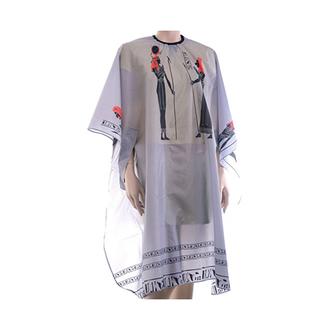 Dewal, Пеньюар «Египет», с прорезями для рук, серый