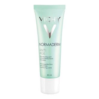 Vichy, Гель-крем для лица Normaderm Anti Age, 50 мл