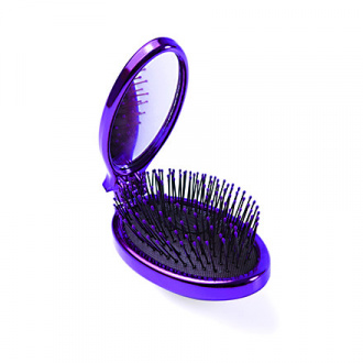 Wet Brush, Расческа Mini Pop Fold, Purple