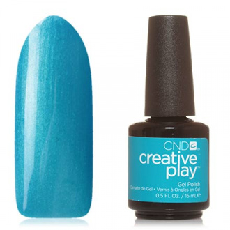 CND, Creative Play Gel №439, Ship notized