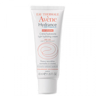 Avene, Крем для лица Hydrance Optimale Legere UV, 40 мл