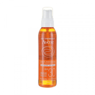 Avene, Масло для защиты от солнца SPF 30, 200 мл