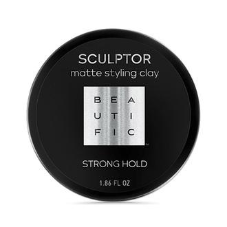 Beautific, Глина для укладки волос Sculptor, 55 мл