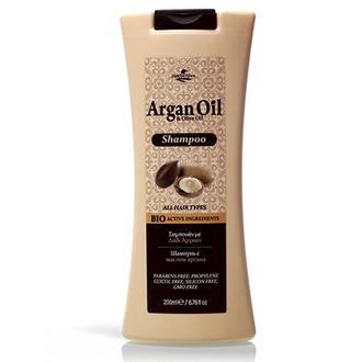 ArganOil, Шампунь с маслом арганы, 200 мл