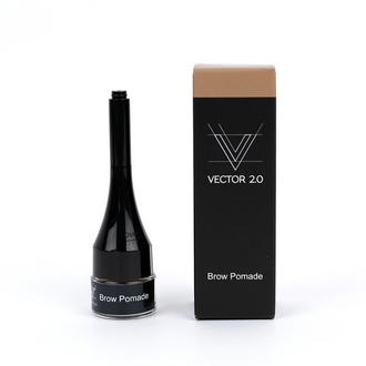 ONIQ, Гелевая помадка для бровей Vector 2.0, Blonde