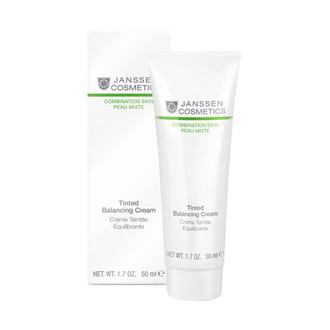 Janssen Cosmetics, Балансирующий крем для лица с тонирующим эффектом, 50 мл