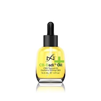 Famous Names, Масло CBD Dadi Oil с каннабидиолом, 14,3 мл